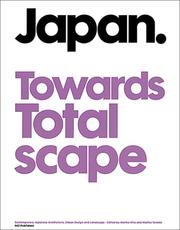 Cover of: Japan Towards Totalscape