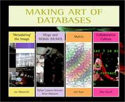 Cover of: Making Art of Data