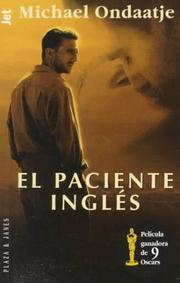 Cover of: El paciente Inglés
