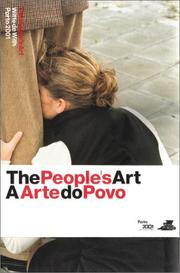 Cover of: People's Art / A Arte Do Povo, The