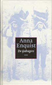 Cover of: De ijsdragers