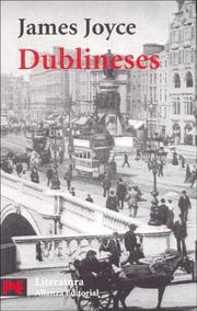 Cover of: Dublineses/ Dubliners