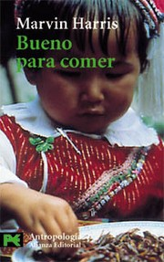 Cover of: Bueno Para Comer/ Good to Eat