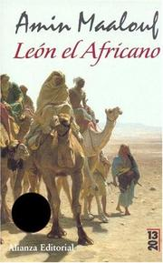 Cover of: Leon El Africano / Leon the African (2013)