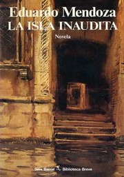 Cover of: Isla Inaudita, La
