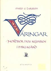 Cover of: Väringar