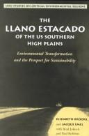 Cover of: Llano Estacado of the US Southern High Plains