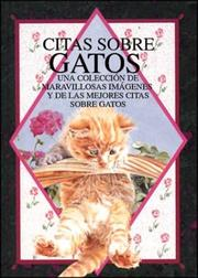 Cover of: Citas sobre gatos