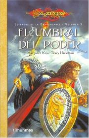 Cover of: El Umbral Del Poder