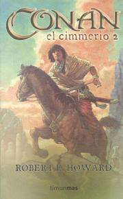 Cover of: Conan El Cimmerio 2