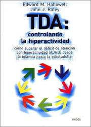 Cover of: Tda
