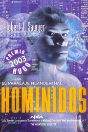 Cover of: Hominidos I