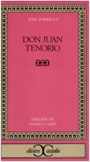 Cover of: Don Juan Tenorio (Clasicos Castalia)