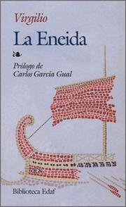 Cover of: La Eneida