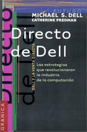 Cover of: Directo De Dell
