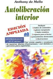 Cover of: Autoliberacion Interior