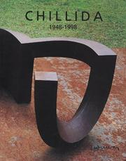 Cover of: Chillida