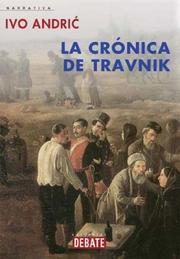 Cover of: Cronica de Travnik