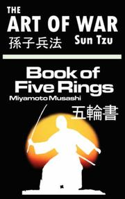 Cover of: The Art of War by Sun Tzu & The Book of Five Rings by Miyamoto Musashi