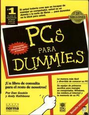 Cover of: PC para Dummies