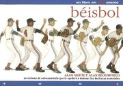 Cover of: Beisbol