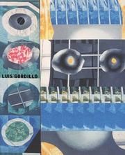 Cover of: Luis Gordillo