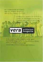 Cover of: Verb