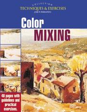 Cover of: Color Mixing