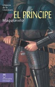 Cover of: El principe