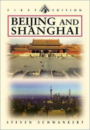 Cover of: Beijing and Shanghai