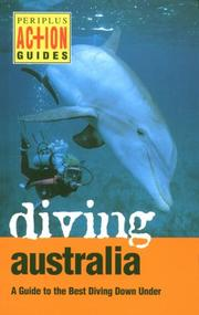 Cover of: Diving Austrialia
