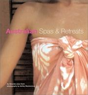 Cover of: Australian Spas and Retreats