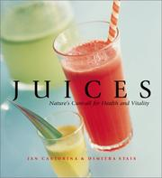 Cover of: Juices