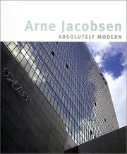 Cover of: Arne Jacobsen