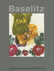 Cover of: Baselitz, Painter