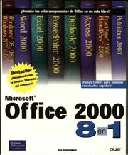 Cover of: Microsoft Office 2000 8 EN 1