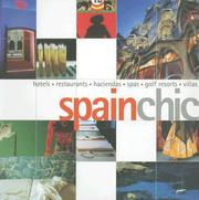 Cover of: Spain Chic