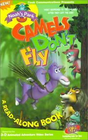 Cover of: Camels Don't Fly (Noah's Park)