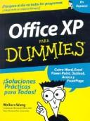 Cover of: Office XP Para Dummies
