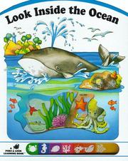Cover of: Look inside the ocean