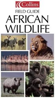 Cover of: Collins Photo Guide to African Wildlife