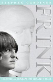 Cover of: Elisabeth Frink