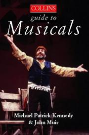 Cover of: Musicals