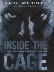 Cover of: Inside the Cage