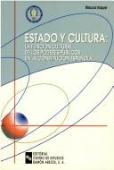 Cover of: Estado y cultura