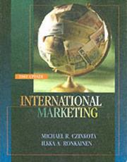 Cover of: International Marketing 2002 Update