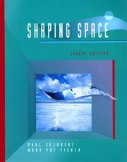 Cover of: Shaping space: the dynamics of three-dimensional design