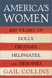 Cover of: America's Women