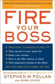 Cover of: Fire Your Boss