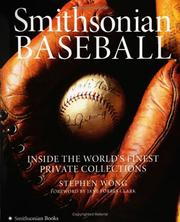 Cover of: Smithsonian Baseball